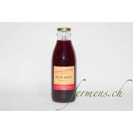 Jus de raisin rouge 1lt