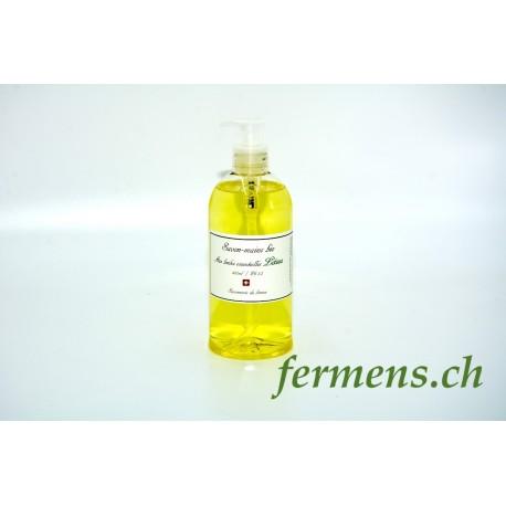 savon pour les mains aux huiles essentielles de litsea