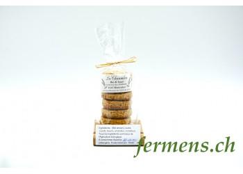 Biscuits amandes-noisettes