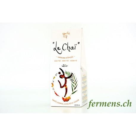 Le Chaï (Infusette) 100gr