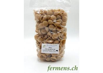 Pâtes au blé grandes coquilles (400gr)