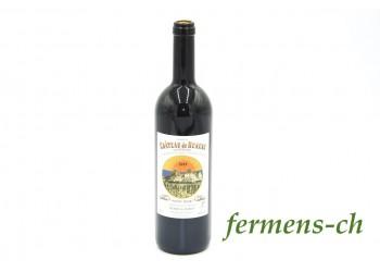 Vin rouge Pinot Noir Château de Denens (75cl)