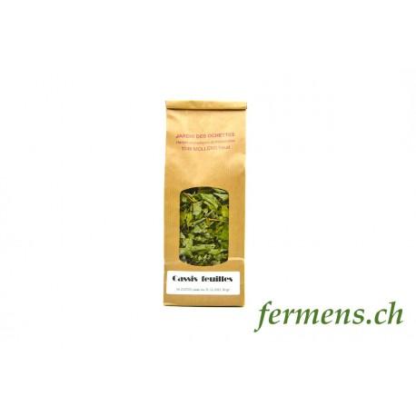 Tisane feuille de Cassis (40gr)