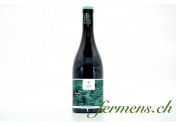 "Vin rouge ""Furie"" Pinot noir, Cave du Brantard 75cl"