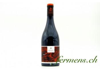 """Vin rouge """"Indécence"""" Merlot-Cabernet, Cave du Brantard 75cl"""