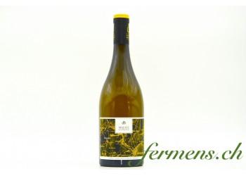 "Vin blanc ""Malice"" Assemblage Chardonnay-Sauvignon Blanc, Cave du Brantard 75cl"