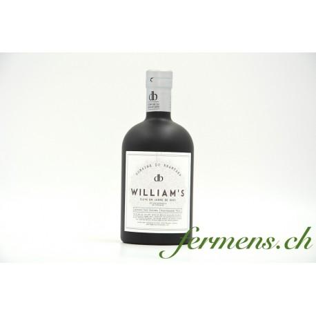 William's 54%, Cave du brantard 70cl