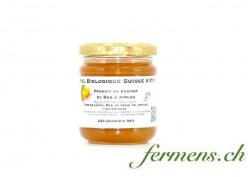 Miel Suisse d'été, Apples (250gr)