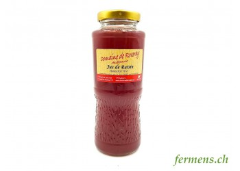 Jus de raisin rouge (50ml)