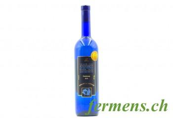 Vin blanc Chardonnay 2018, La Capitaine, 75cl