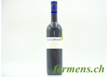 Vin rouge Assemblage Equinoxe 2018, La Capitaine, 75cl