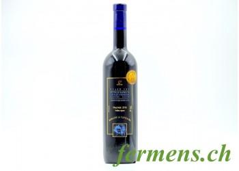 Vin rouge Pinot noir Vieilles vignes 2019, La Capitaine, 75cl
