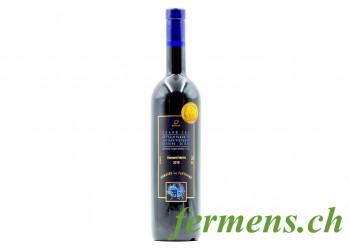 Vin rouge Gamaret-Merlot 2018, La Capitaine, 75cl