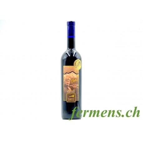 Vin rouge Merlot 2018, La Capitaine, 75cl