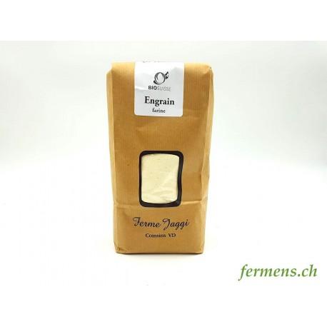 Farine d'engrain Jaggi (1kg)